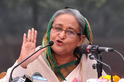 Bangladesh's democracy sinks deeper into the mire
