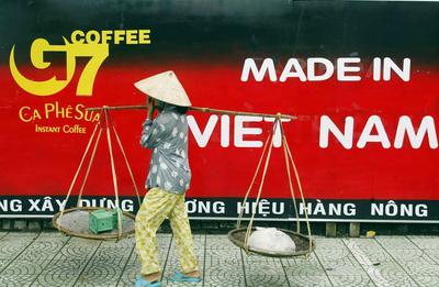 Bitter taste brewing in Vietnamese coffee