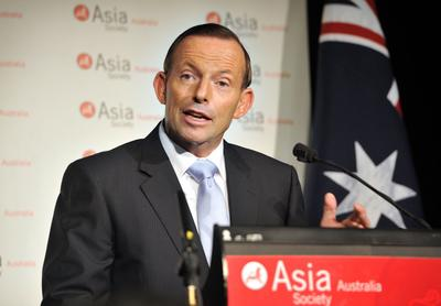 Abbott pivots from enragement to engagement of Asia