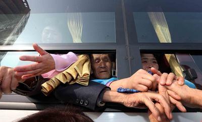 Family reunions belie future of the Korean peninsula