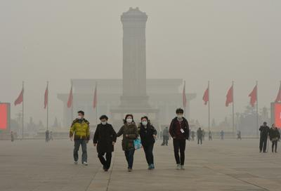 Can China win the war on air pollution?
