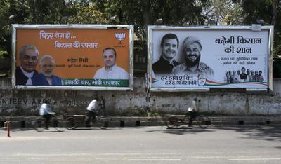 Checking the influence of money in Indian elections