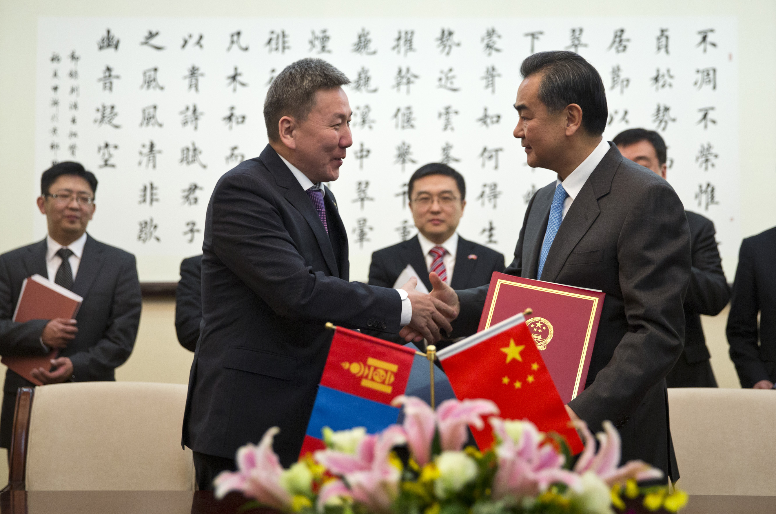 Mongolian foreign policy: a small state with big aspirations