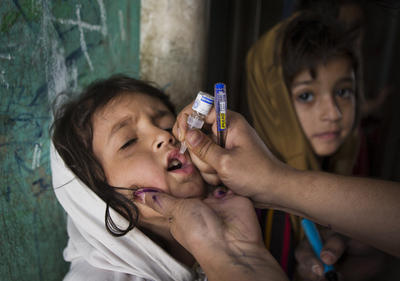 Can Pakistan free itself from polio?