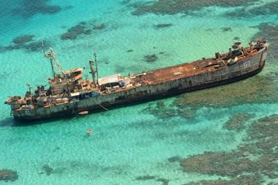 South China Sea on the rocks: the Philippines' arbitration request