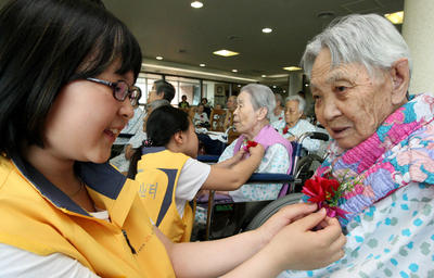 South Korea's poverty-stricken elderly