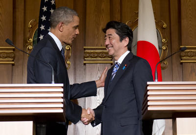 Obama visit fails to strengthen US–Japan trust
