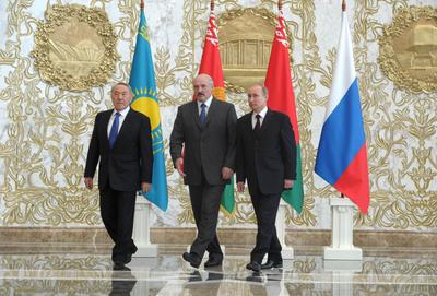 No reason to rush into a Eurasian Economic Union