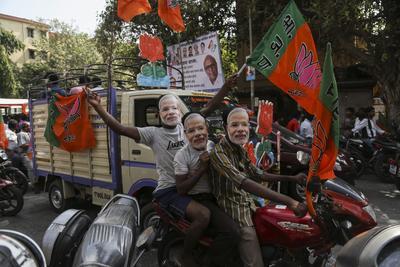 India's landmark election