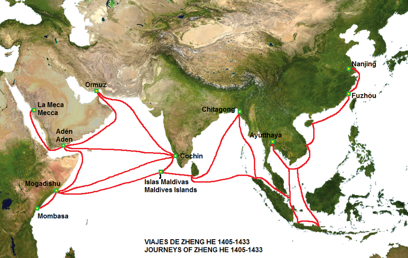 Can a Chinese 'maritime silk route' cool tensions in Asia?