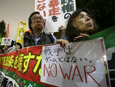 Re-visiting Japan's constitution