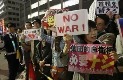 Japan's Article 9: will it be revised or get the Nobel Peace Prize?