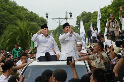 Ideology resurgent in Indonesia's presidential coalitions