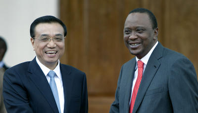Premier Li calls for 'innovative and pragmatic cooperation' in Africa