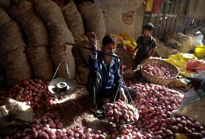 Food for thought on Modi's inflation problem