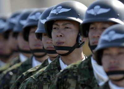 Can Japan exercise collective self-defence effectively?
