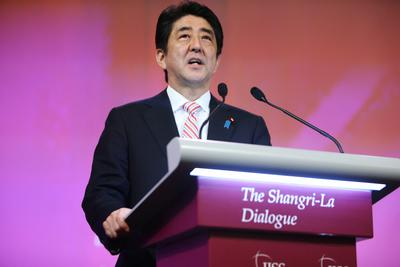 Japan steals the show at the Shangri-La Dialogue