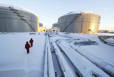 Canada must 'step on the gas' after Russia–China deal