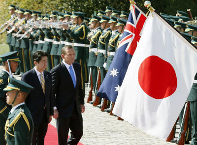The new Australia-Japan relationship