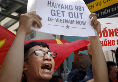 China's control over the South China Sea