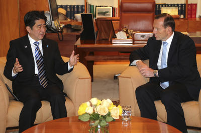 Australia, Japan take a 'domino approach' to regional integration