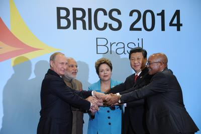 Cementing the BRICS together