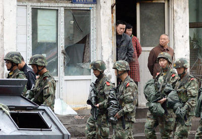 An immovable object and an unstoppable force: the Uyghurs and Beijing