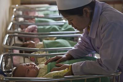 Behind North Korea's hospital curtain
