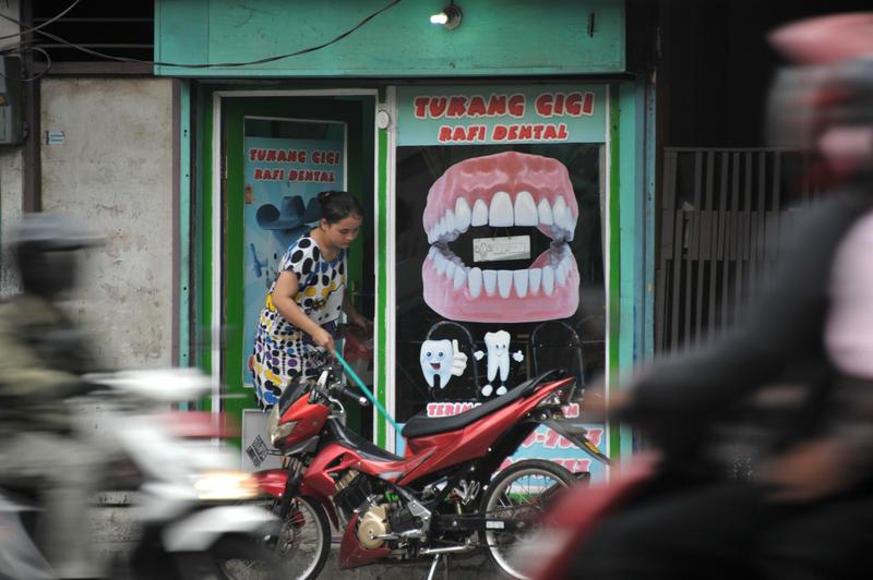 Indonesia's cash for health program