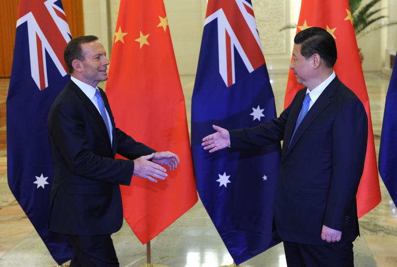 Chinese state-owned enterprise investment in Australia