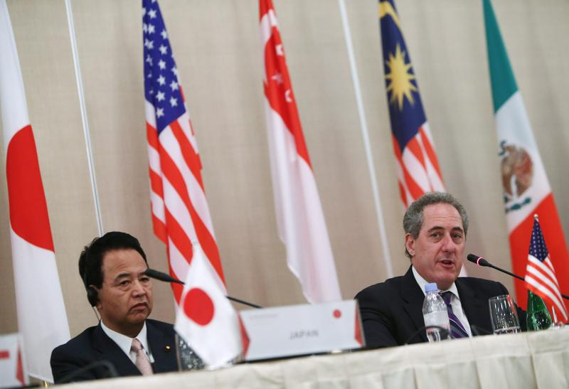 Why the US struggles against Japan in TPP negotiations