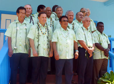 Pooling sovereignty? Australia and the Pacific islands