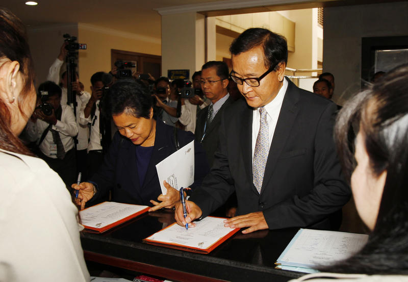 Cambodia breaks political deadlock, at last