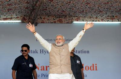 Can Modi rise to India's challenge?
