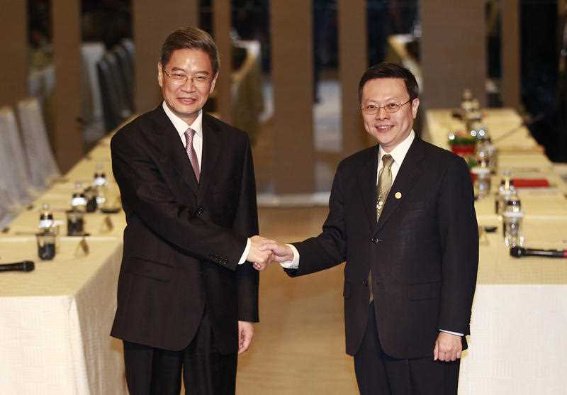 China and Taiwan walking the line of rapprochement