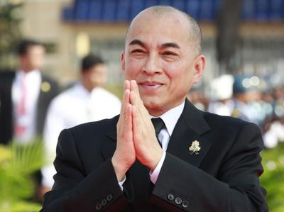 The Cambodian monarchy must step back from politics