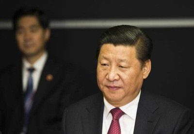 China's President Xi Jinping during his recent visit to Australia and New Zealand, 21 November 2014. (Photo: AAP).