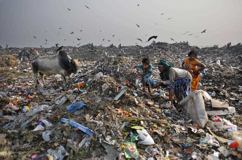 India's waste management problems are piling up | East Asia