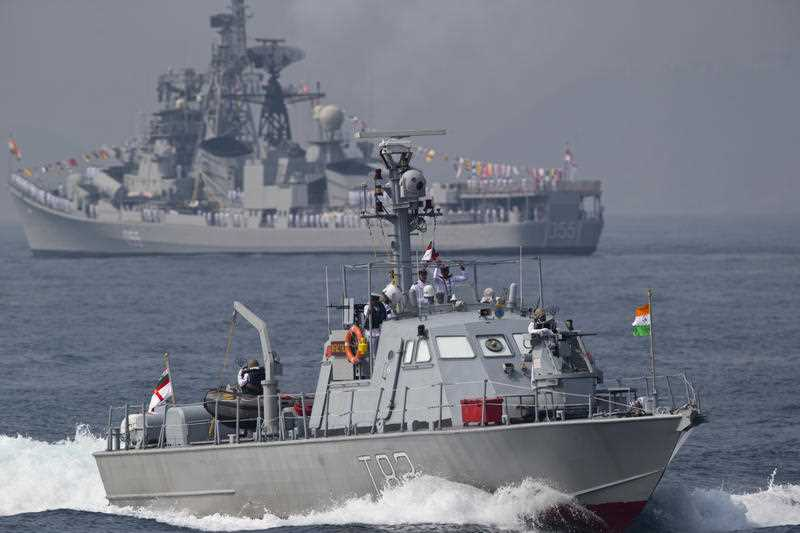 India's non-alignment ship hasn't sailed yet | East Asia Forum