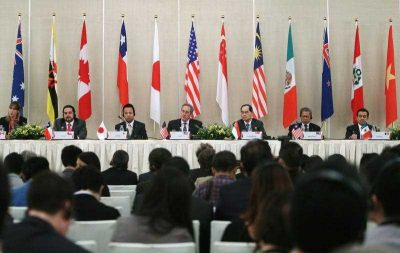 Trans-Pacific Partnership (TPP) Ministerial Meeting in Singapore. (Photo: AAP)