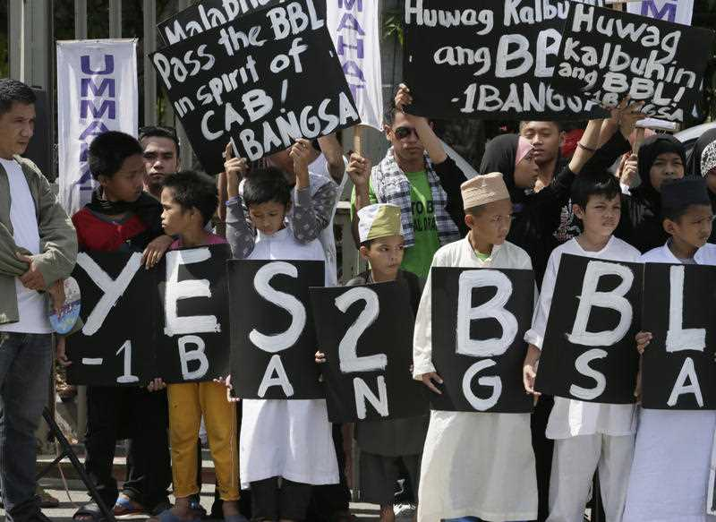 Making peace with the Bangsamoro Basic Law | East Asia Forum