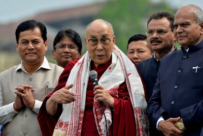 China warns India after Dalai Lama visits Arunachal Pradesh