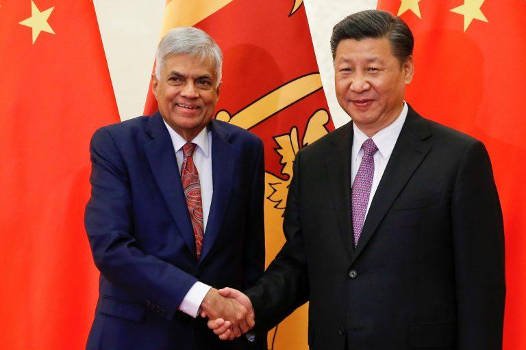 Setback in Sri Lanka for China's silk road