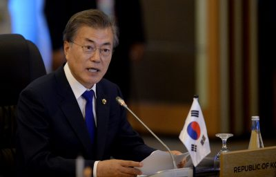 South Korea Wants New, More Comprehensive 'Comfort Women' Deal With Japan