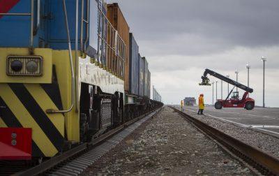 Caucasus Trans-Caspian trade route to open China import