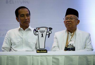 Indonesia's Widodo plays the Islamic card   East Asia Forum