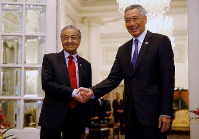 singapore malaysia maritime dispute