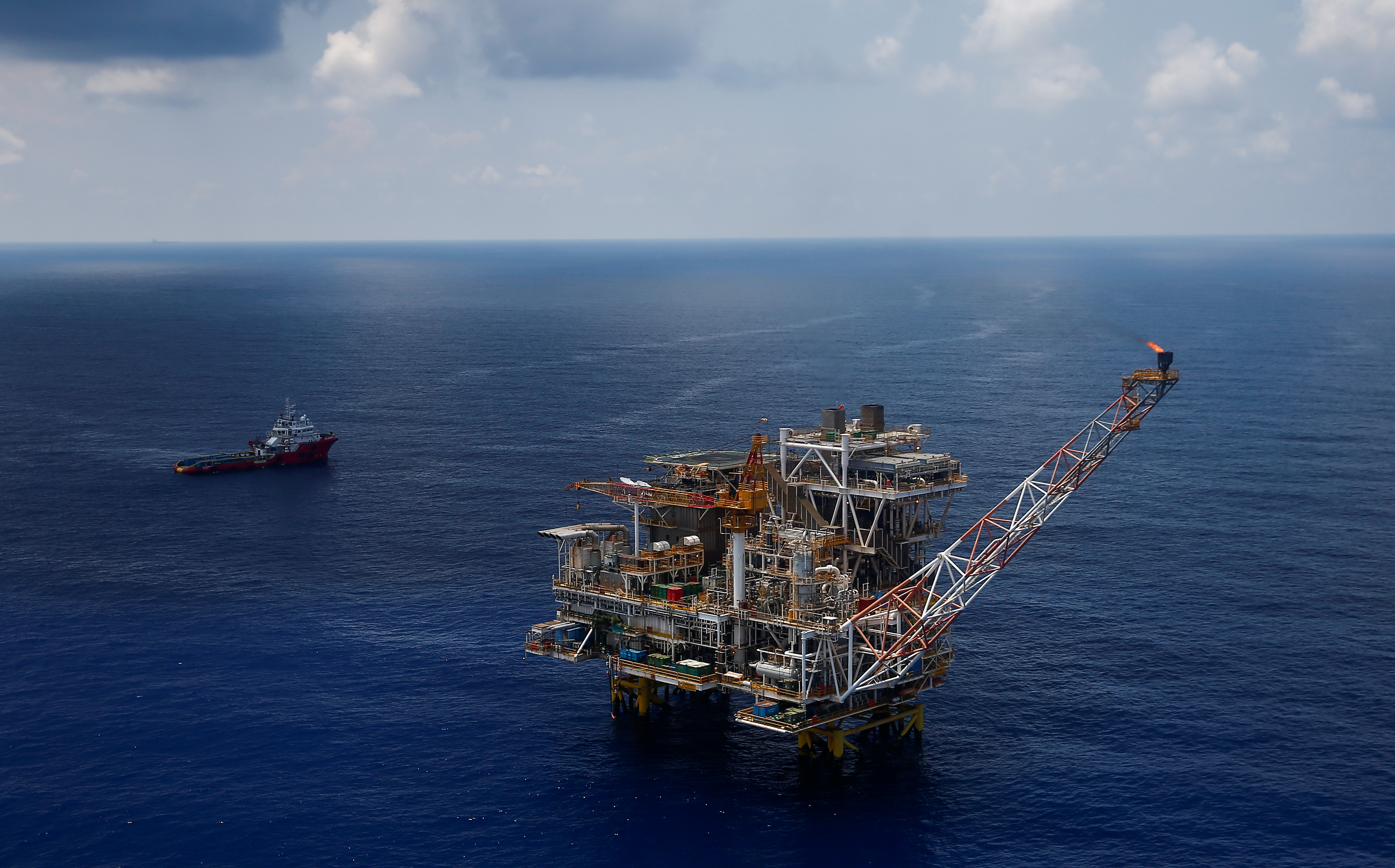 Standing on the shoulders of science above the South China Sea fray