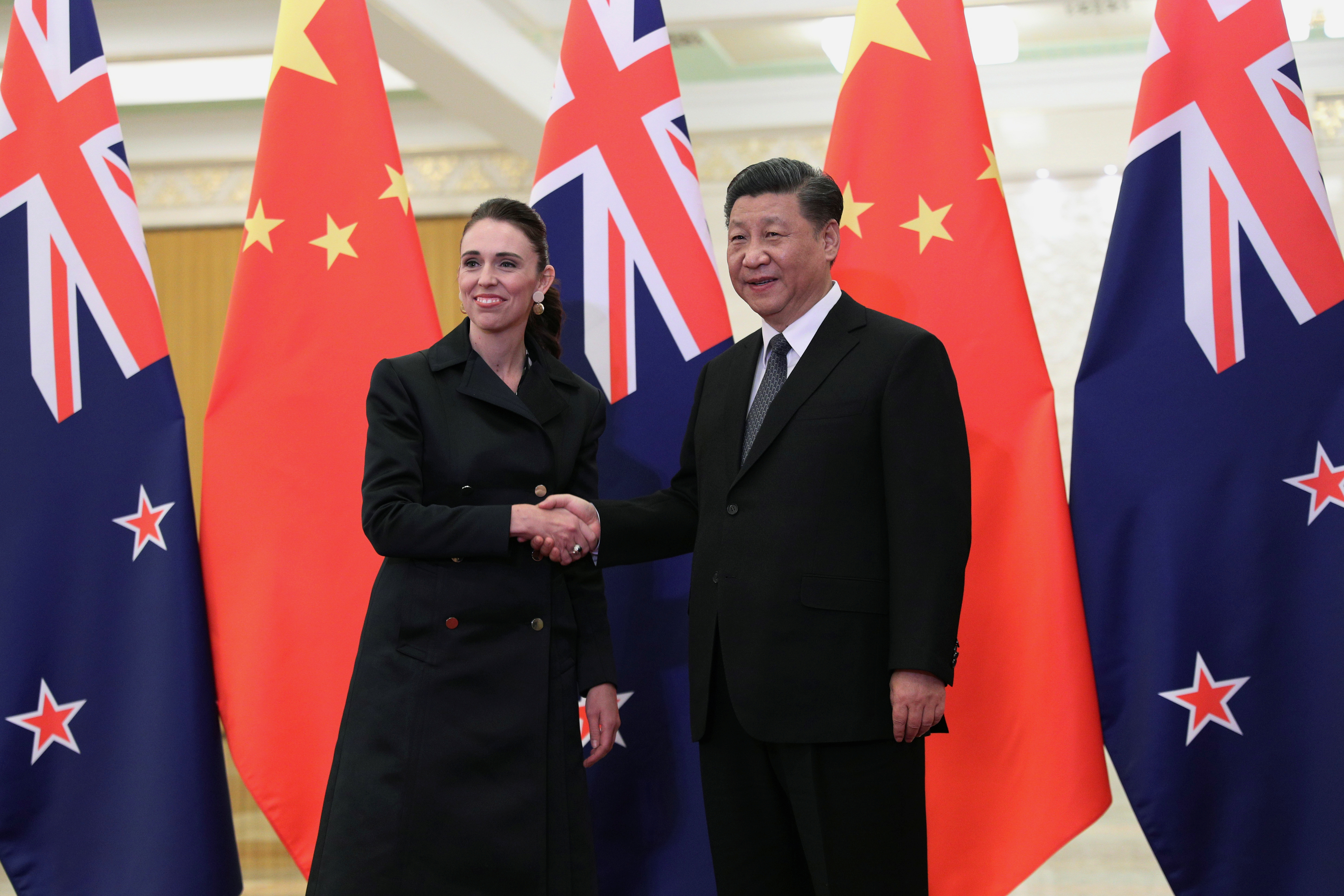 Is New Zealand's relationship with China on the rocks?