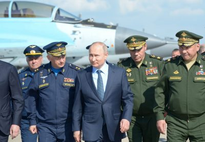 Is Russia Flexing Its Muscles In Asia East Asia Forum
